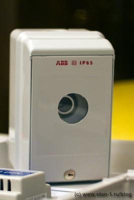 Камера Axis M1011 в закрытом влагостойком кожухе