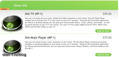 Телевизонные приставки для просмотра контента Hulu