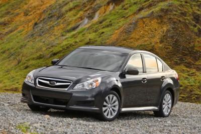 Subaru Legacy Sedan 2010 - ...