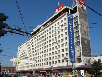 Гостиница Азимут воронеж