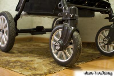 Переднее колесо коляски Jetem 803 Castle