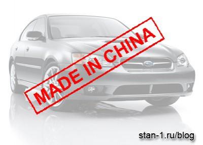 Subaru уходит в Китай