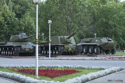 Военная техника (Воронеж)