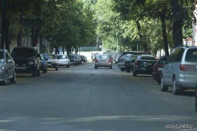Отсутствие разметки в Воронеже