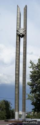 Стела в Воронеже