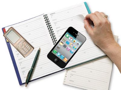 Перенос адресной книги из Nokia 6500c в iPhone