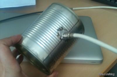 Антенна Wi-Fi своими руками