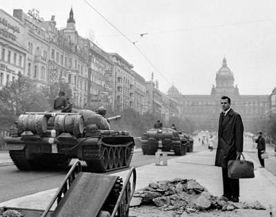 Пражская весна. 1968 год