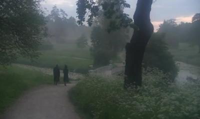 Фильм Мастер и Маргарита в постановке Бортко - финал