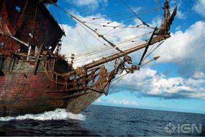 Корабль Черной бороды