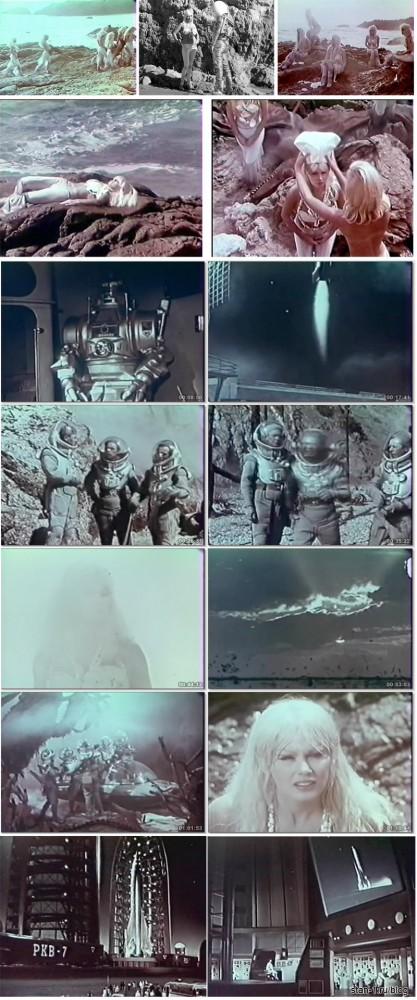 Кадры из фильма: Путешествие на планету доисторических женщин