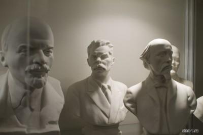 Мрамор в музее Музыка и Время в Ярославле