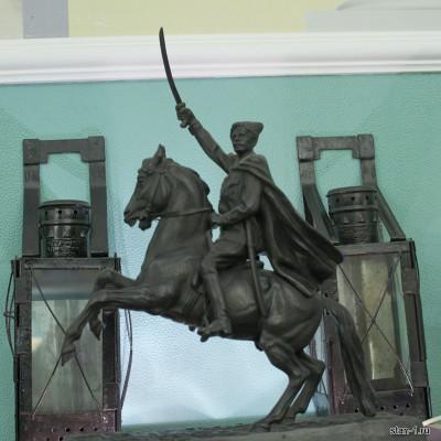Чугун в музее Музыка и Время в Ярославле