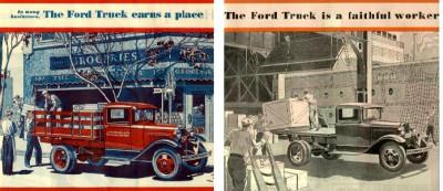 Реклама Ford AA для фермеров