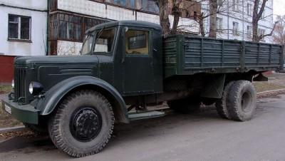 МАЗ-200. Хабаровск, 2009