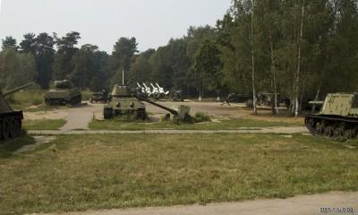 Общий вид на Ленино-Снегирёвский военно-исторический музей