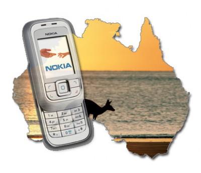 Мобильная связь в Австралии