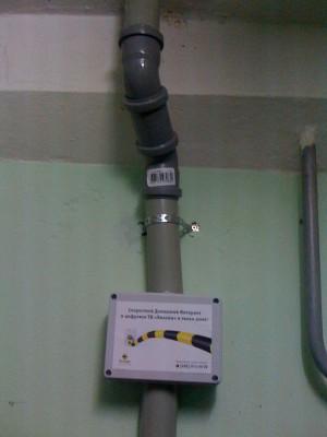 Высокие технологии из канализационной трубы