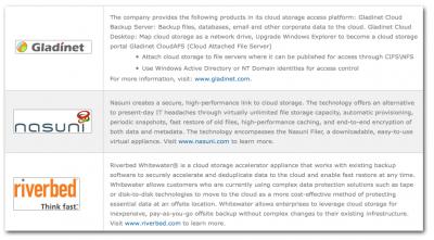 Примеры существующих cloud enabler оператора AT&T