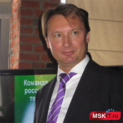 Первый заместитель директора Столичного филиала Мегафон - Игорь Акулинин