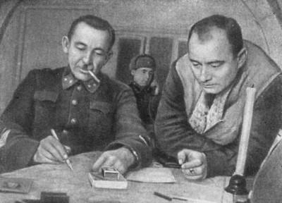 Генерал Белов планирует оборону Каширы