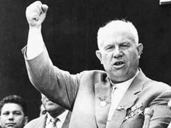 Хрущев Никита Сергеевич - крестный папа проката лекговых автомобилей в СССР