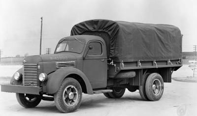 International K-7 1941 года - прообраз ЗИС-150