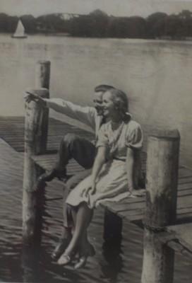 Старая фотография из музея Мишек