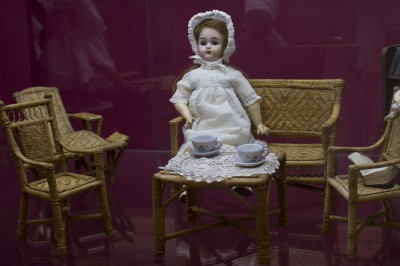 Кукла из ярославского музея кукол