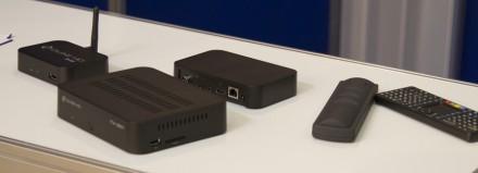 Приставки DVB-C производства Dune HD