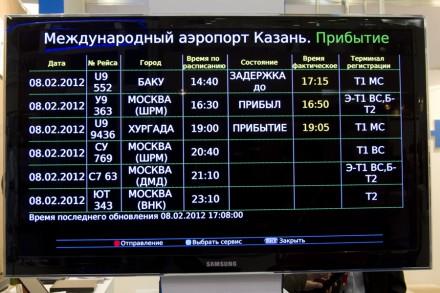EPG компании ТВТ (Казань)
