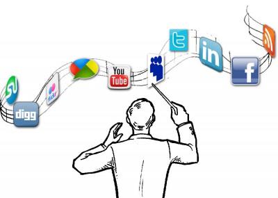 Социальная сеть под контролем