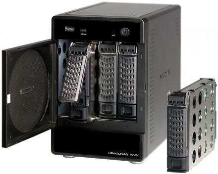 Дисковый сервер NAS - NetGear ReadyNAS NVX